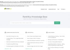 support.rankwyz.com