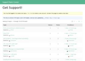support.remicorson.com