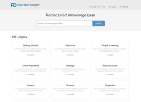 support.rentecdirect.com