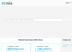 support.rethinkcrm.com