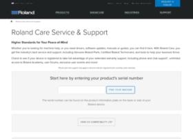 support.rolanddga.com
