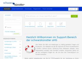 support.schwarzkuenstler.info