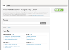 support.serviceautopilot.com