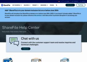 support.sharefile.com