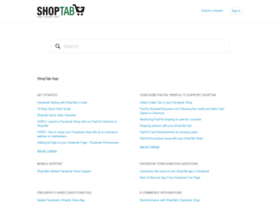 support.shoptab.net
