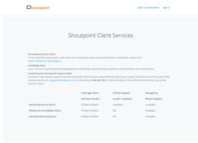 support.shoutpoint.com