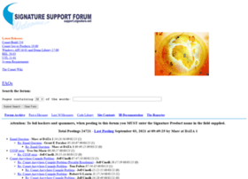 support.signature.net
