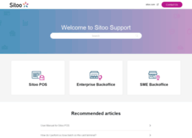 support.sitoo.com