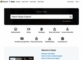 support.skype.com