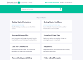 support.smartvault.com