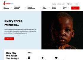 Support.smiletrain.org.uk