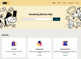 support.specialtyansweringservice.net