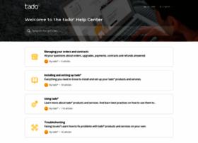 support.tado.com
