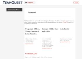 support.teamquest.com