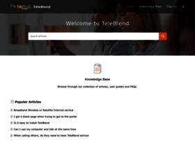 support.teleblend.com