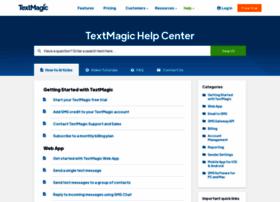 support.textmagic.com