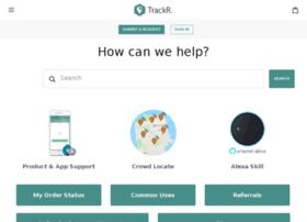 support.thetrackr.com