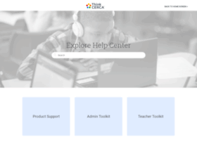support.thinkcerca.com