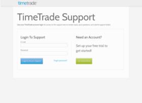 support.timetrade.com