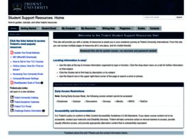 support.trident.edu