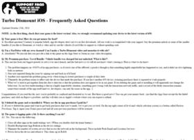 support.turbodismount.com