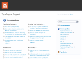support.typeengine.net