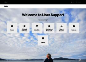 support.uber.com