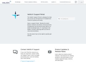 support.validic.com