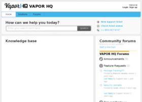 support.vaporhq.com