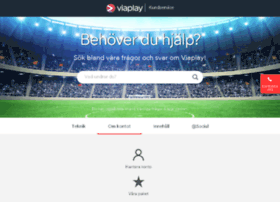 support.viaplay.se