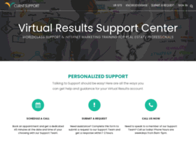 support.virtualresults.net