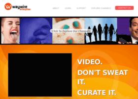 support.waywire.com
