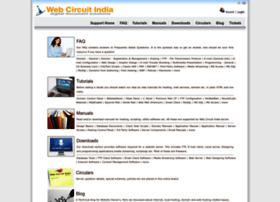 support.webcircuitindia.com