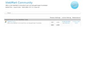 support.webmart.de