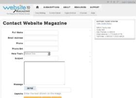 support.websitemagazine.com