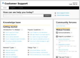 support.webzai.com