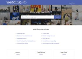 support.weddingwoo.com