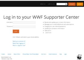 support.worldwildlife.org
