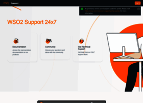 support.wso2.com