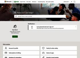 support.xbox.com