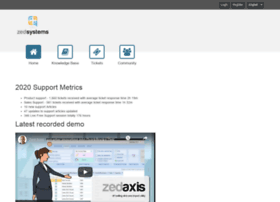 support.zed-systems.com