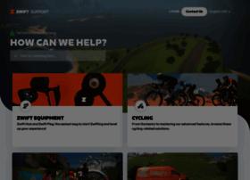 support.zwift.com