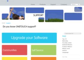 support1.alcatelonetouch.com