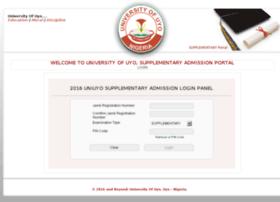 supportal.uniuyo.edu.ng