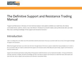 supportandresistance.com