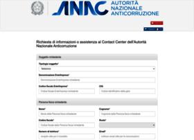 supportcenter.anticorruzione.it