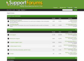 supportforums.net