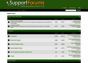supportforums.net