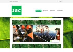 supportgreencommunities.com
