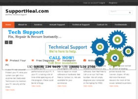 supportheal.com
